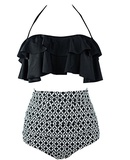 Polyester Fashion  Bikini  Figure 1S NHHL0207Figure 1S