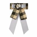 Alloy Fashion Bows brooch  green NHJQ9870green