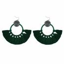 Acrylic Fashion Geometric earring  green NHJQ9882green