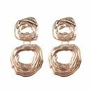 Alloy Korea Geometric earring  Alloy NHJQ9897Alloy