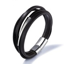 Leather Fashion Geometric bracelet  1131 bracelets NHOP17171131 bracelets