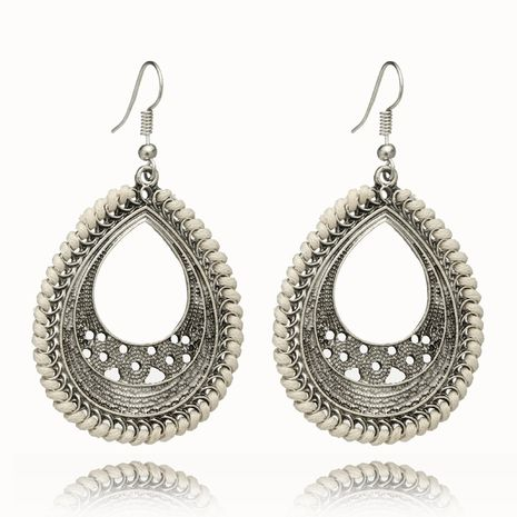 Alloy Vintage  earring  (white) NHGY1032-white's discount tags