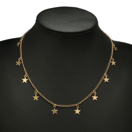 Alloy Fashion  necklace  (Alloy) NHGY1042-Alloy's discount tags