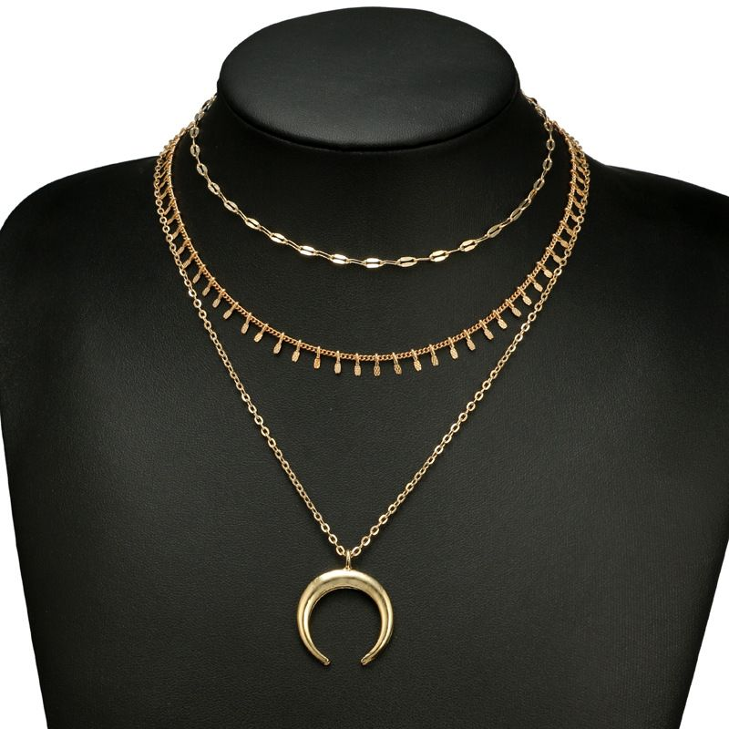Alloy Fashion  necklace  Alloy NHGY1043Alloy