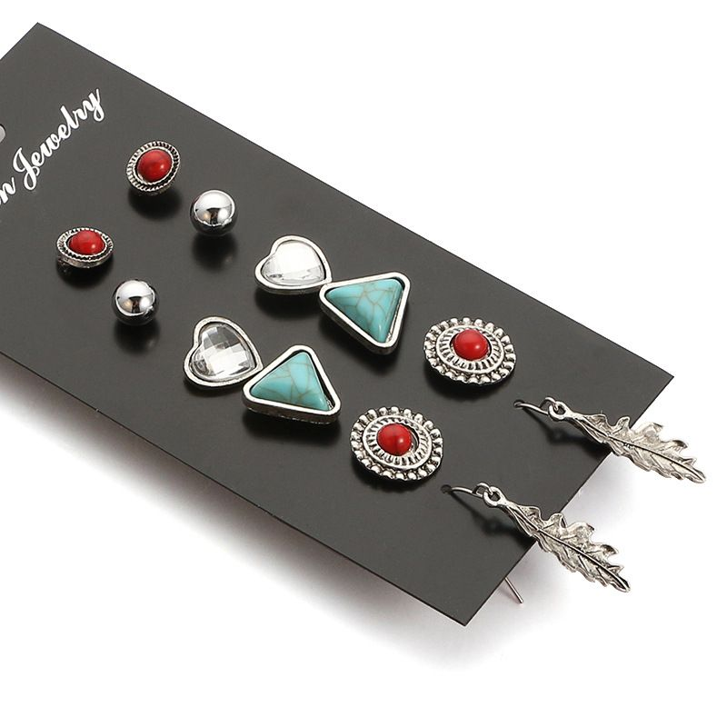 Alloy Fashion  earring  Main picture NHGY1154Main picture