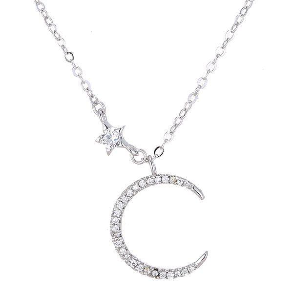 Alloy Korea necklace NHNSC10460