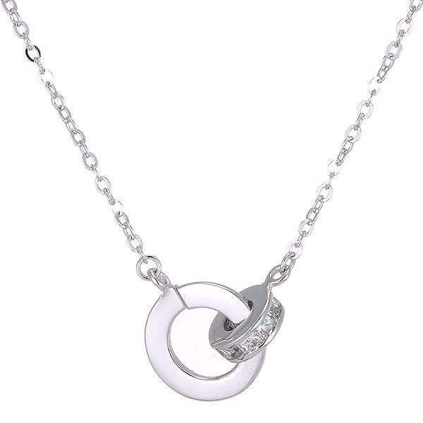 Alloy Korea necklace NHNSC10472
