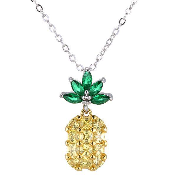 Alloy Korea necklace NHNSC10489