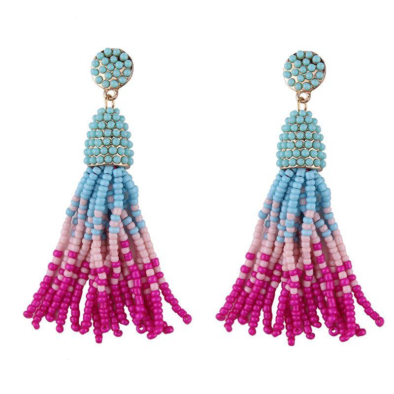 Fashion Plastic Geometric  NHJQ9823-color one