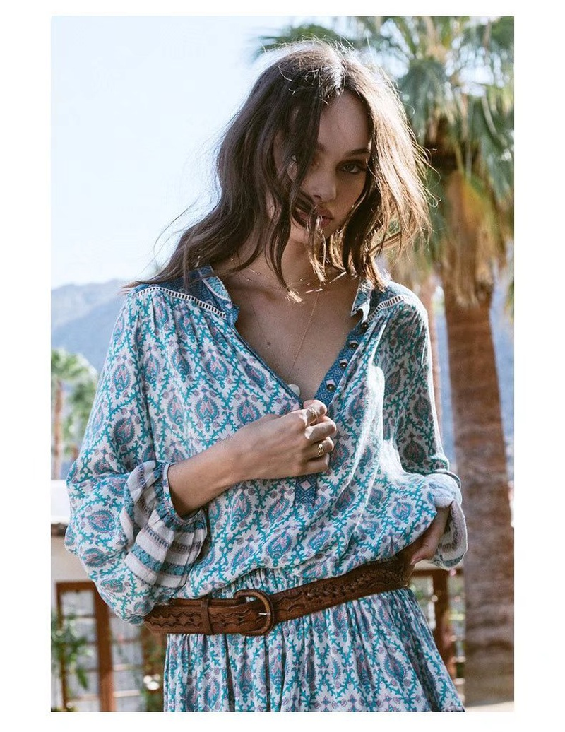 Sexy & Party Cotton  shirt  (Picture color -S)  NHAM1484-Picture color -S