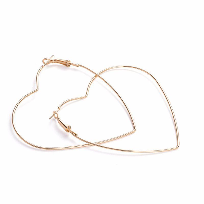 Alloy Fashion Geometric earring  (Alloy) NHYT0949-Alloy