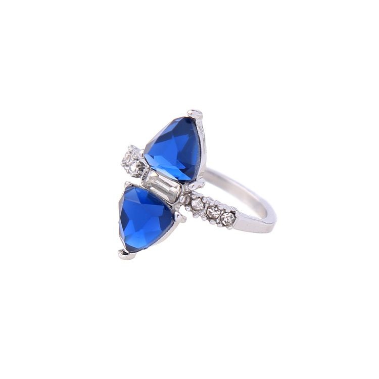 Fashion Alloy Rhinestone Rings Geometric (Photo Color)  NHQD4371-Photo Color