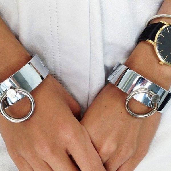 Fashion Alloy  Bracelets Geometric (Alloy)  NHGY0969-Alloy
