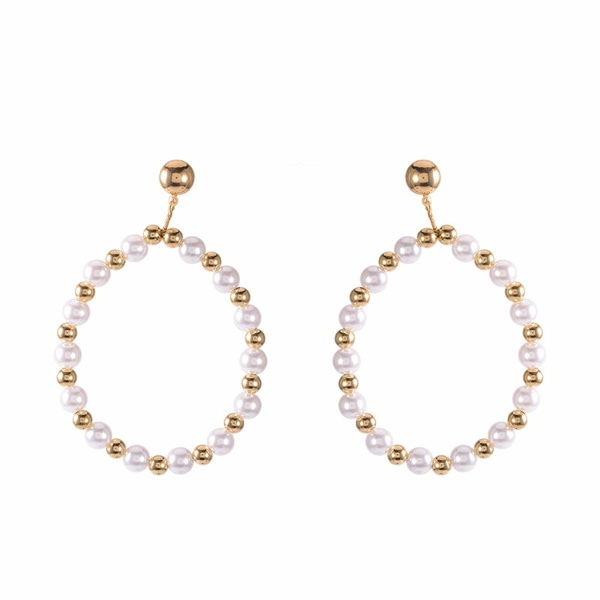 Fashion Alloy earring Geometric NHYT0863-Alloy