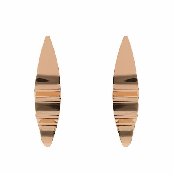 Fashion Alloy earring Geometric NHYT0860-Alloy