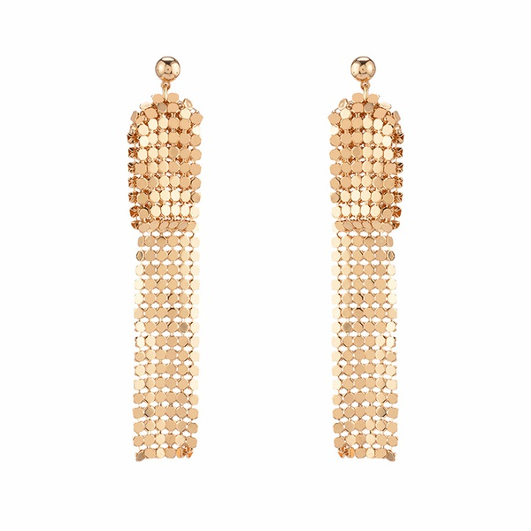 Fashion Alloy earring Geometric NHYT0869-Alloy