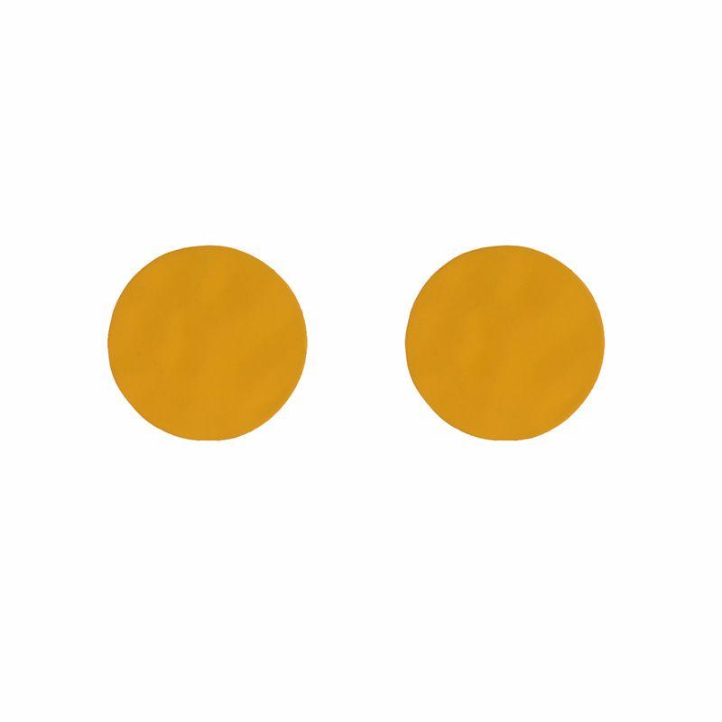 Fashion Alloy earring Geometric NHYT0870-yellow