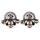 Fashion Alloy earring Geometric NHJQ9831white