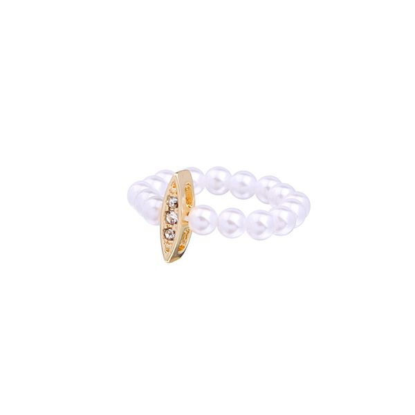 Alloy Fashion Geometric Rings NHQD4381-Alloy one size