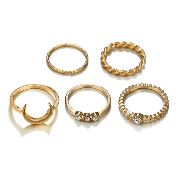 Alloy Vintage  Rings NHGY0997-Alloy