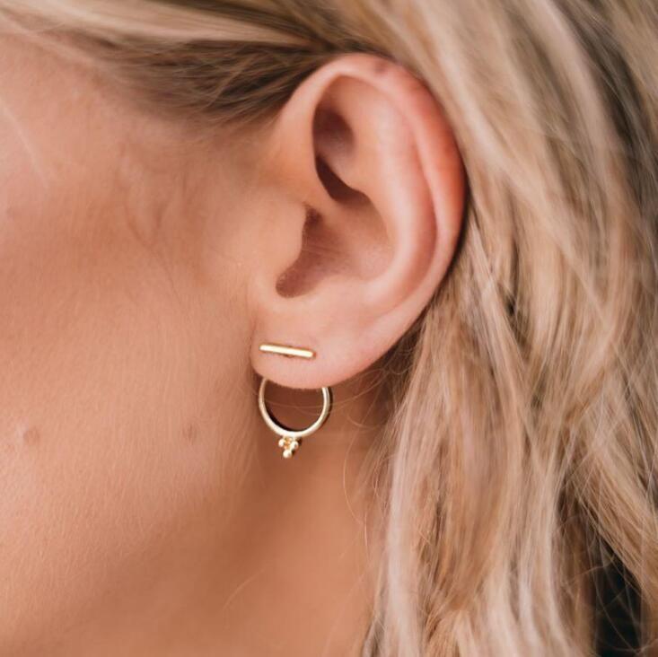 Alloy Fashion  earring NHGY1005-Alloy