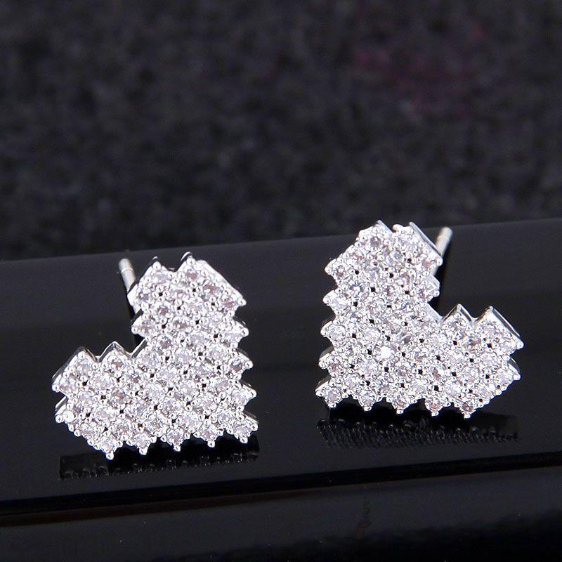 Copper Korea earring NHNSC13978