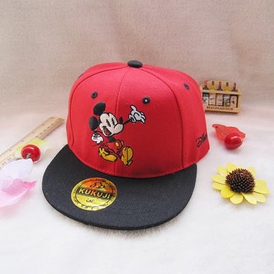 Alloy Korea  hat  (red) NHHY4840-red