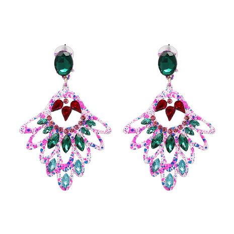 Alloy Fashion Geometric earring  (color) NHJJ5280-color's discount tags