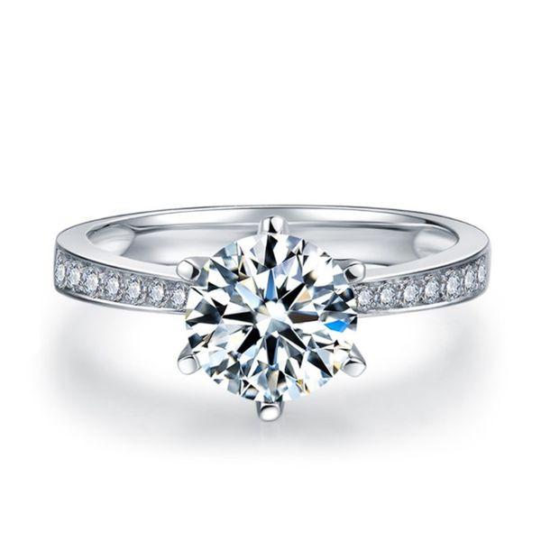 Alloy Fashion Geometric Ring  (Alloy-6) NHIM1445-Alloy-6