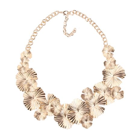 Alloy Fashion Geometric necklace  (Alloy) NHJQ10906-Alloy's discount tags