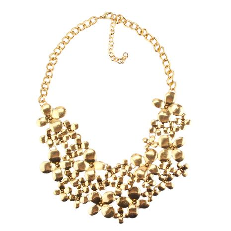 Alloy Fashion Geometric necklace  (Alloy) NHJQ10905-Alloy's discount tags