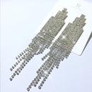 Alloy Fashion Tassel earring  Alloy NHNT0706Alloy