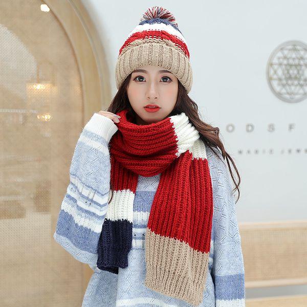 Cloth Korea  hat  (Red-M) NHHY4873-Red-M