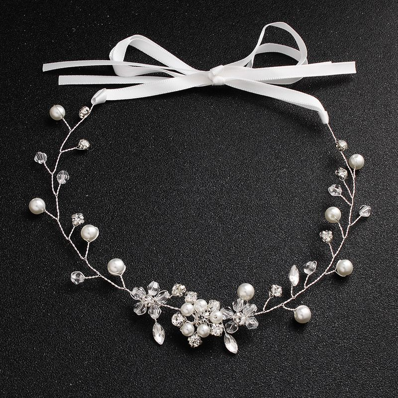 Beads Simple Geometric Hair accessories  Alloy NHHS0556Alloy