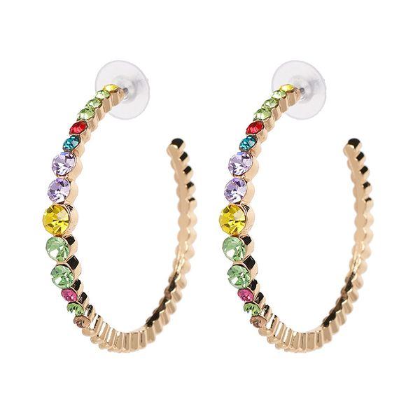 Alloy Fashion Geometric earring  (51385) NHJJ5299-51385