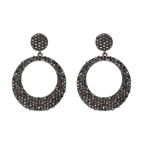 Alloy Fashion Geometric earring  (gray) NHJJ5300-gray's discount tags