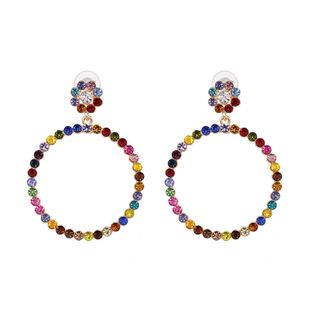 Alloy Fashion Geometric earring  (color) NHJJ5322-color's discount tags