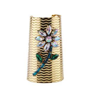 Alloy Fashion Flowers bracelet  (Alloy white flower) NHJQ10934-Alloy-white-flower's discount tags