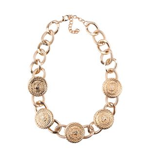Alloy Fashion Geometric necklace  (Alloy) NHJQ10937-Alloy's discount tags