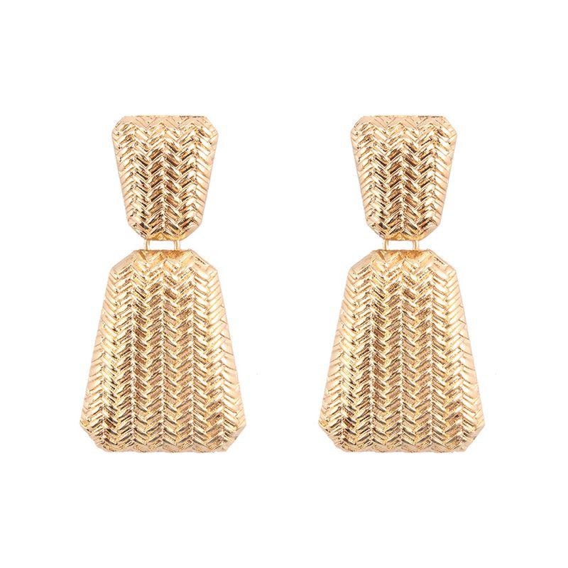 Alloy Fashion Geometric earring  (Alloy) NHJQ10970-Alloy