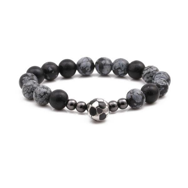 Alloy Fashion Geometric bracelet  (snowflake) NHYL0338-snowflake