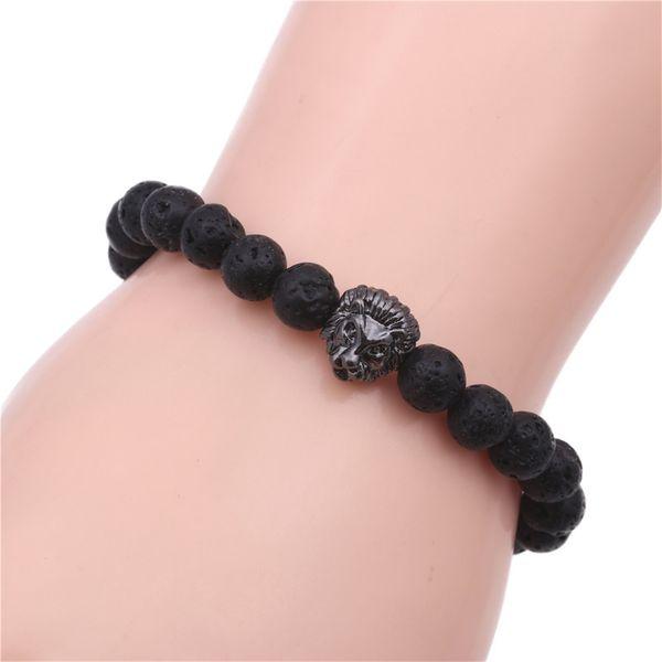 Alloy Fashion Animal bracelet  (black) NHYL0341-black