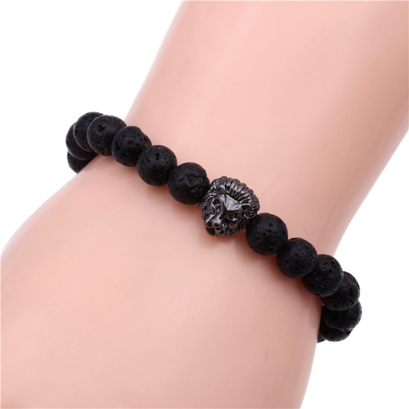 Alloy Fashion Animal bracelet  black NHYL0341black