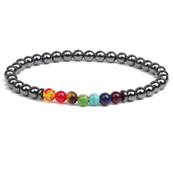 Alloy Fashion Geometric bracelet  (Chakra) NHYL0348-Chakra