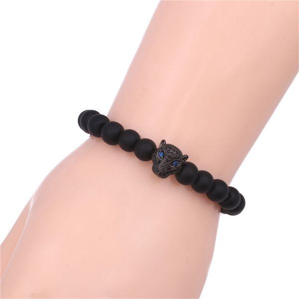 Alloy Fashion Animal bracelet  (black) NHYL0351-black