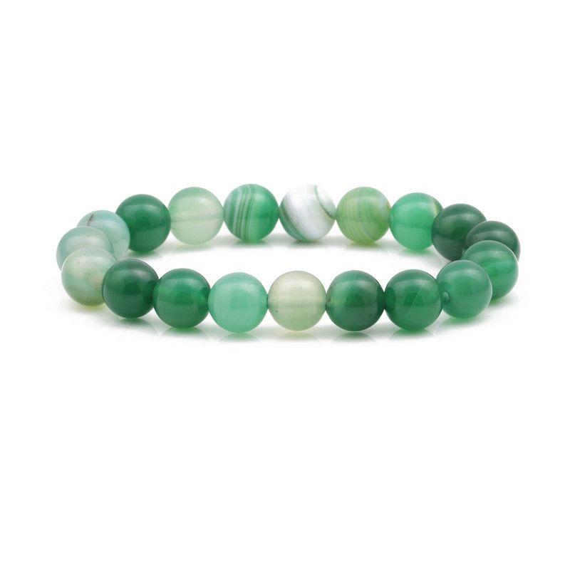 Alloy Fashion Geometric bracelet  green NHYL0357green