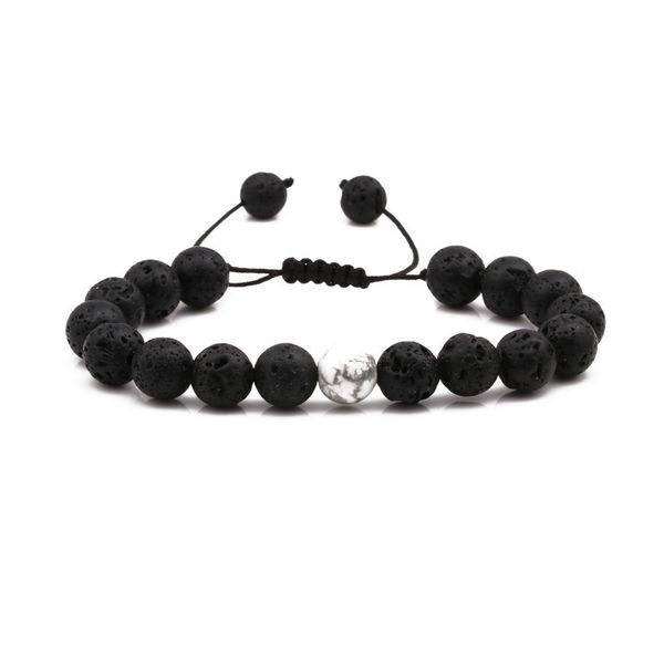 Alloy Fashion bolso cesta bracelet  (White pine) NHYL0358-White-pine