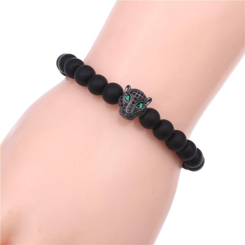 Alloy Fashion Animal bracelet  black NHYL0359black