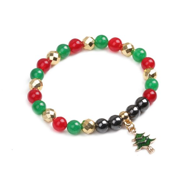 Alloy Fashion Geometric bracelet  (Alloy christmas tree) NHYL0367-Alloy-christmas-tree