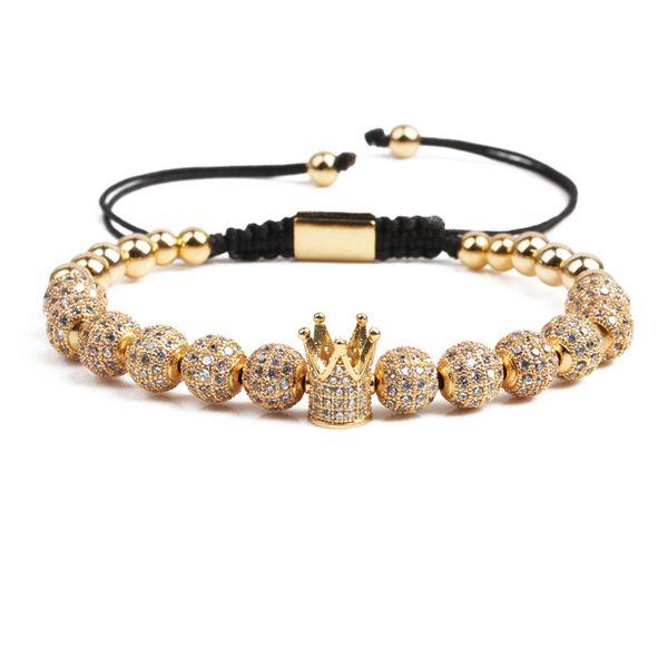 Copper Fashion Skeleton Skull bracelet  (Alloy) NHYL0373-Alloy